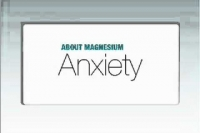 Depression and Magnesium