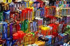 Sugary bars